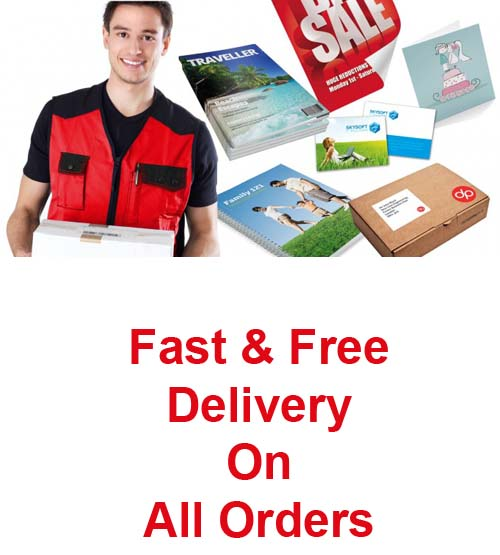 Fast & Free Delivery