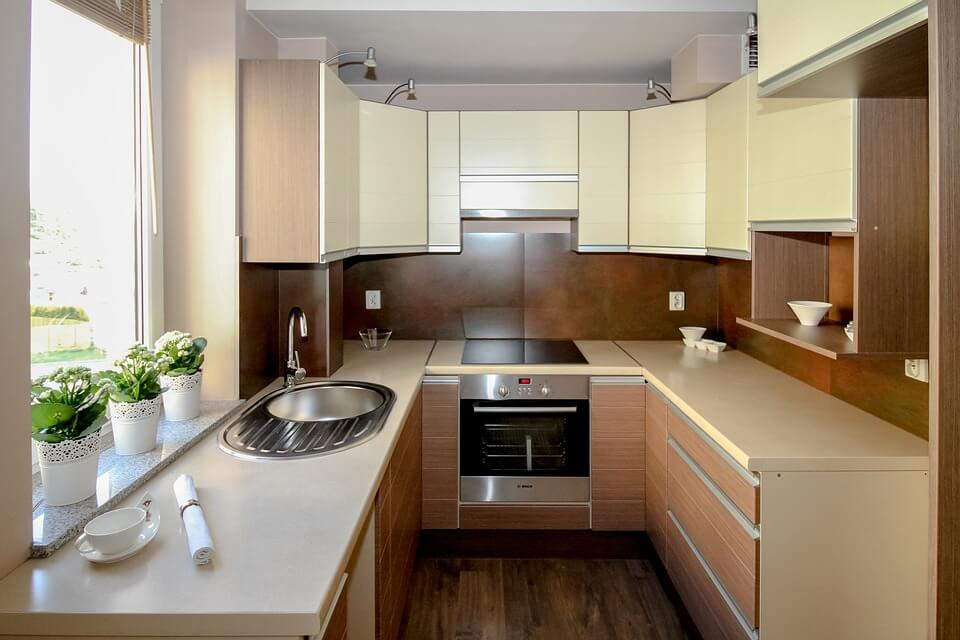 U Shaped Kitchen Diamond Kitchens
