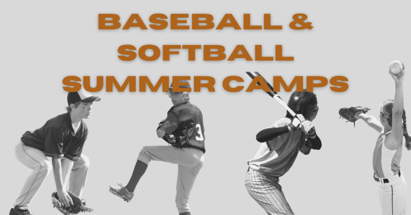 Baseball and softball summer camps at Diamond