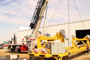 Machinery Lifting Crane Rentals