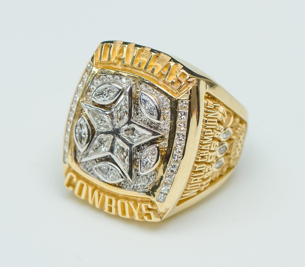 Dallas Cowboys Championship Ring