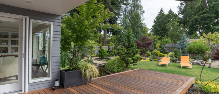what is better composite vs wood decking