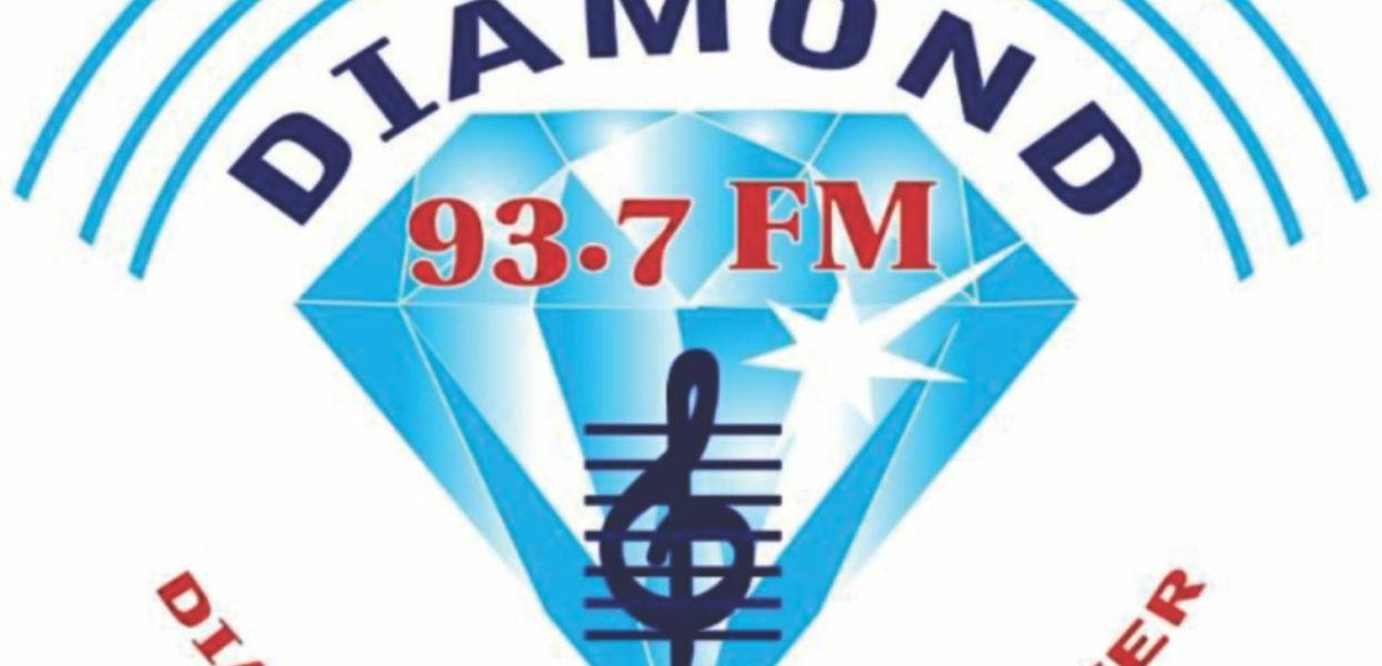 diamonf fm logo