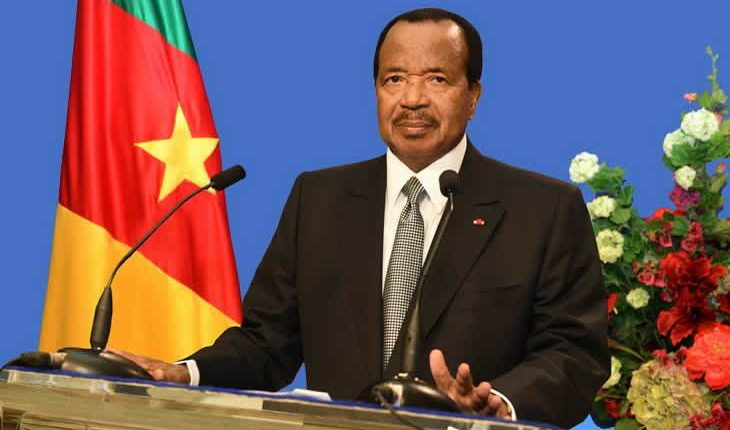 Cameroon opposition leader jailed for 25 years