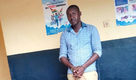 Fake Soldier Arrested By Tamale Police