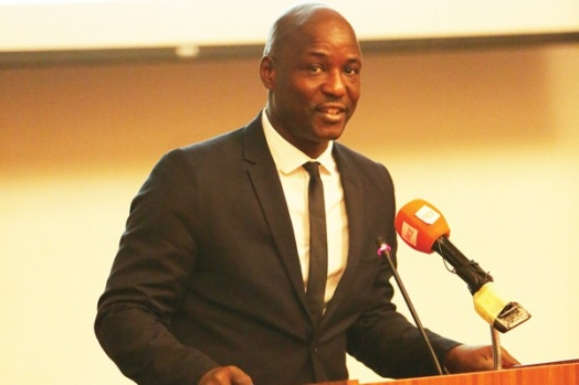 TONY BAFFOUR APPOINTED CAF DEPUTY GENERAL SECRETARY