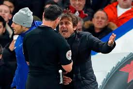 Antonio Conte: Chelsea manager is charged by FA after dismissal