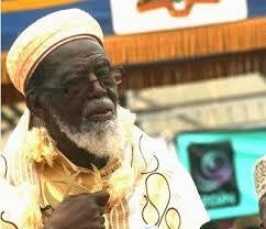 National Chief Imam, Sheik Dr. Osman Nuhu Shaributu