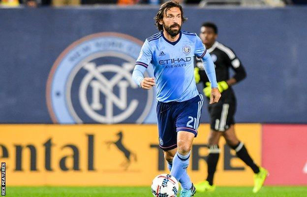 Andre Pirlo announces retirement
