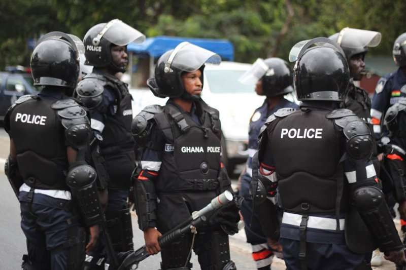 Police Worried over proliferation of arms in Northern Region