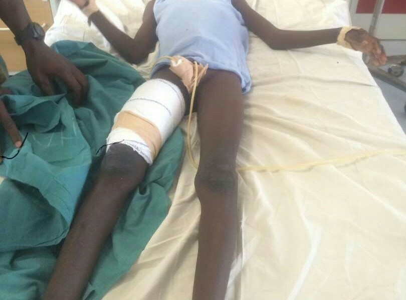 Sakawa Boy Chops off Penis of 10 year old for money ritual