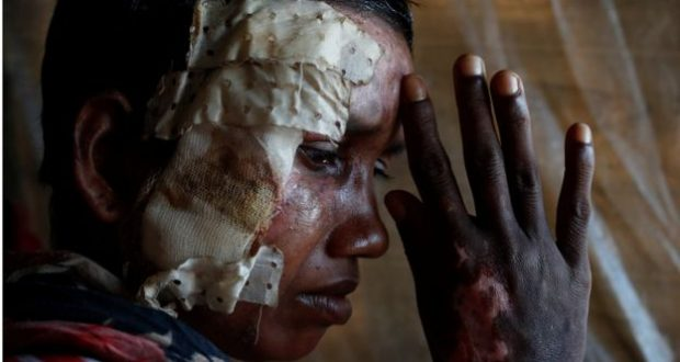 MSF estimates more than 6,700 Rohingya killed in Myanmar