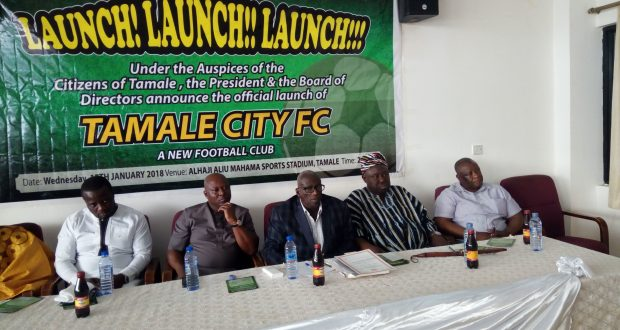 GUAN UNITED NOW 'TAMALE CITY FC'