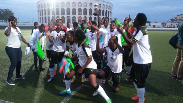 BLACK QUEENS THROUGH TO WAFU ZONE B SEMIS