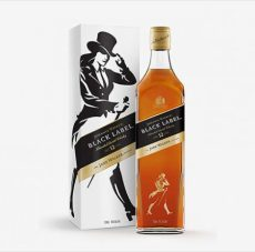 Johnnie Walker To Replace Famous Man For Woman