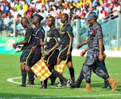 FATE OF ABOUT 17 GHANAIAN REFEREES IN LIMBO AS #NUMBER12 PREMIERE DRAWS CLOSER