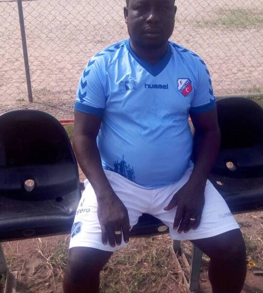 COACH MOHAMMED ABDALLAH PASSES ON