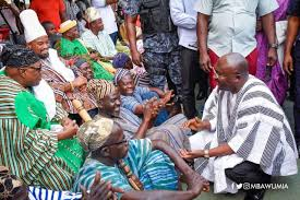 Bawumia commiserates with late Dakpema's family