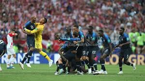 FRANCE WIN WORLD CUP FOR A SECOND TIME