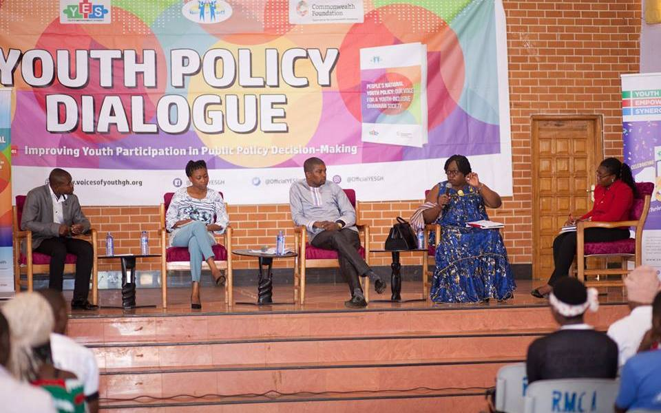 Review National Youth Policy to make it more relevant to current needs