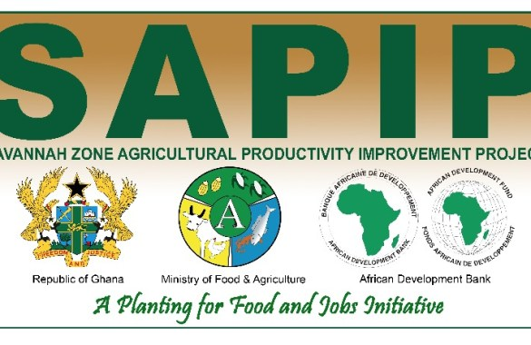 SAPIP PROJECT TAKES FARMERS IN THE NORTHERN REGION ON A FIELD TOUR