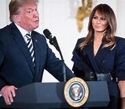 Trump says Melania 'doing really well' in Africa