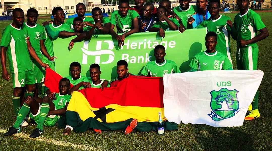 UDS MAKES GHANA PROUD AGAIN