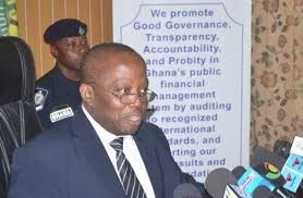 AUDITOR GENERAL, APPEALS TO THE HEALTH ACCOUNTANTS TO SUPPORT GOVERNMENT TO WIN THE FIGHT AGAINST CORRUPTION AND IMPROVE HEALTH DELIVERY.