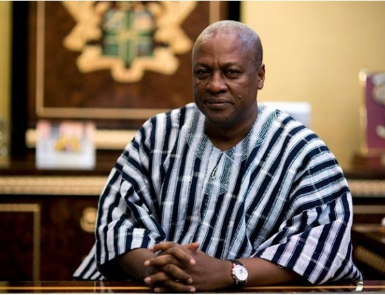 NPP CRITICIZES FORMER PRESIDENT MAHAMA FOR NOT APPRECIATING LEVEL OF PROGRESS OF ITS 1 VILLAGE 1 DAM PROJECT.