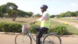 KUMBUNGU MP, RAS MUBARAK DEFENDS HIS BICYCLE RIDE TO PARLIAMENT INSTEAD OF HIS V8 SAYING IT ISN'T A POPULIST MOVE