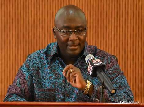 VEEP Bawumia Outlines Achievements of Akufo-Addo Government