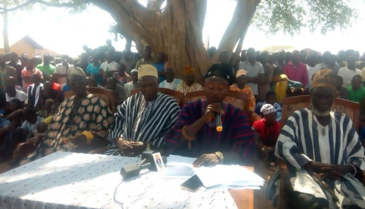 ABUDU YOUTH GROUP IN YENDI WANT POLICE TO ARREST SAGNARIGU AND NYANKPALA CHIEFS