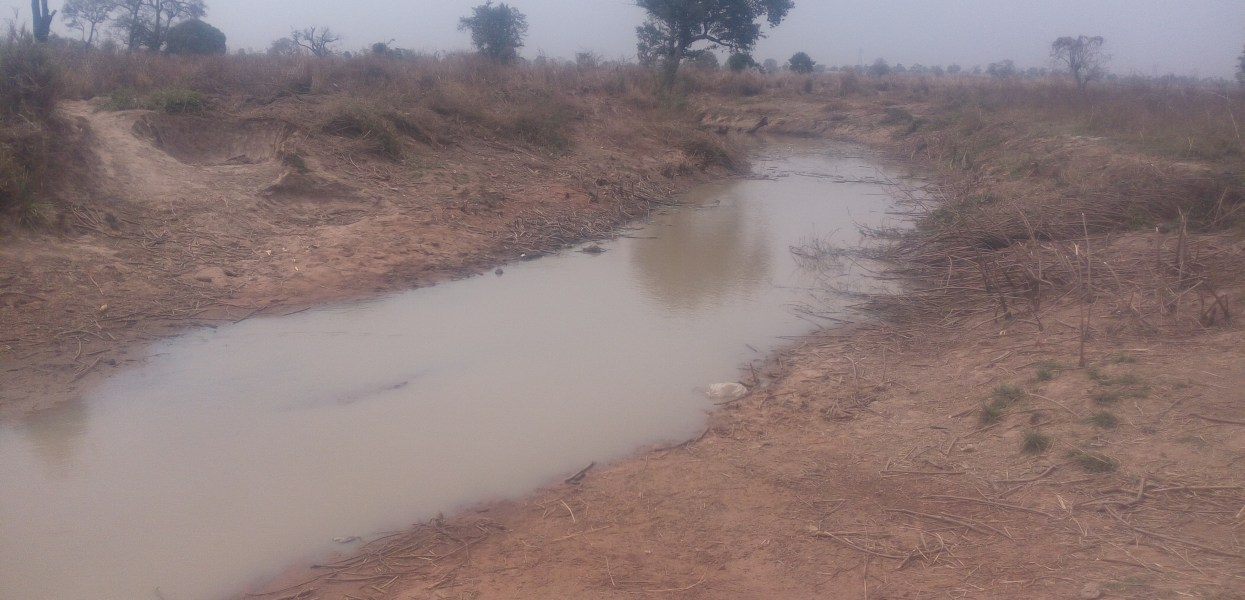 RESIDENTS OF CHASHEI COMMUNITY CRY FOR PORTABLE WATER