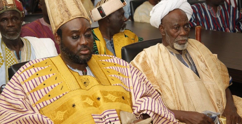 Abudus Royal Family endorse new Ya Naa