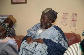 'You're a generational thinker' – Mamprugu overlord praises Nana Addo