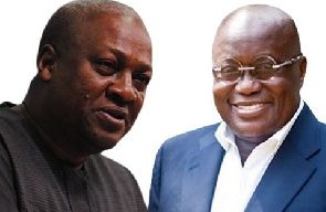 NPP will never compete with NDC in 'unleashing violence' – Akufo-Addo to Mahama