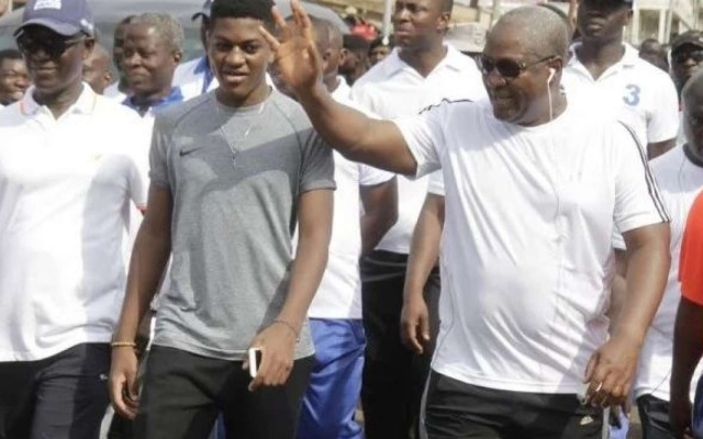 Will your children be part of 'boot-for-boot' fight? – Lecturer asks Mahama