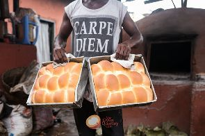 Price of bread to go up by GHC1