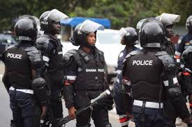 MTTD of the Ghana Police Service, to ensure an accident free Easter celebration