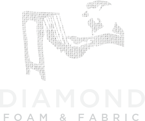 Diamond Foam And Fabric