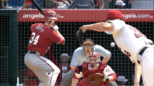 Harper-batting