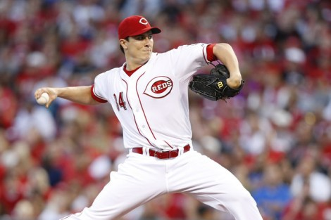 Homer+Bailey+St+Louis+Cardinals