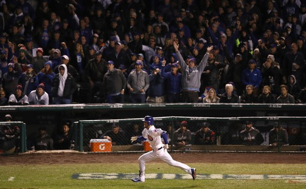Kris Bryant made sure there would be a game six of the World Series