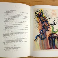 Salvador Dali's Alice in Wonderland Illustrations, 1969 + Book Review: 'The Annotated Alice' by Martin Gardner