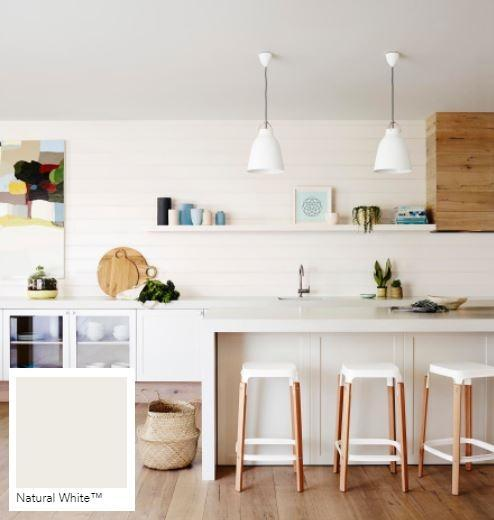 How to Choose White Paint - Dulux Natural White