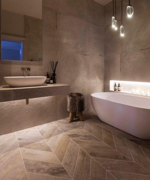 Spa inspired bathroom design ideas