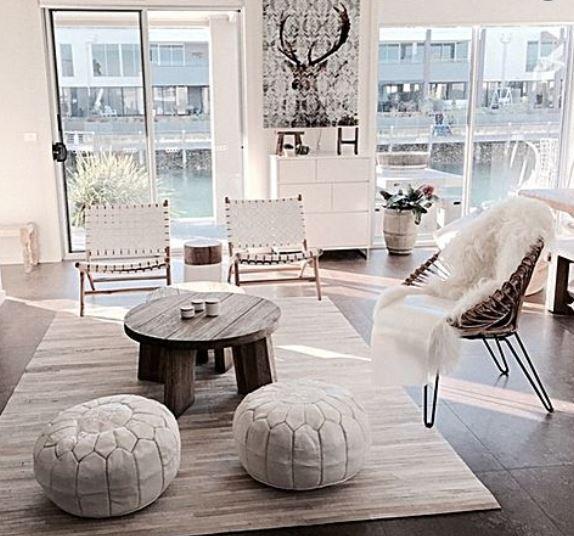 Modern bohemian interior design ideas