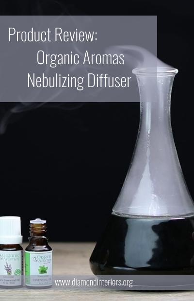 organic aromas review