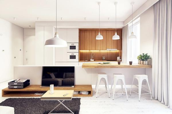 kitchen timber benchtop