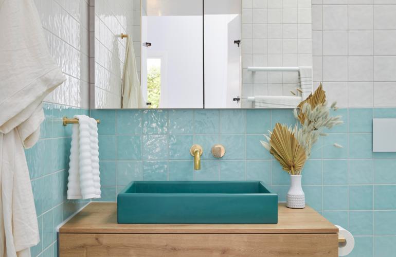 The Block Bathroom